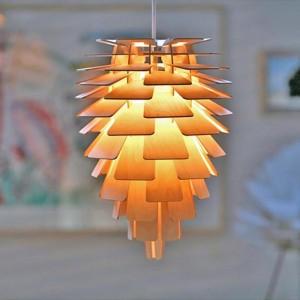 Đèn lồng gỗ trang trí nội thất cao cấp