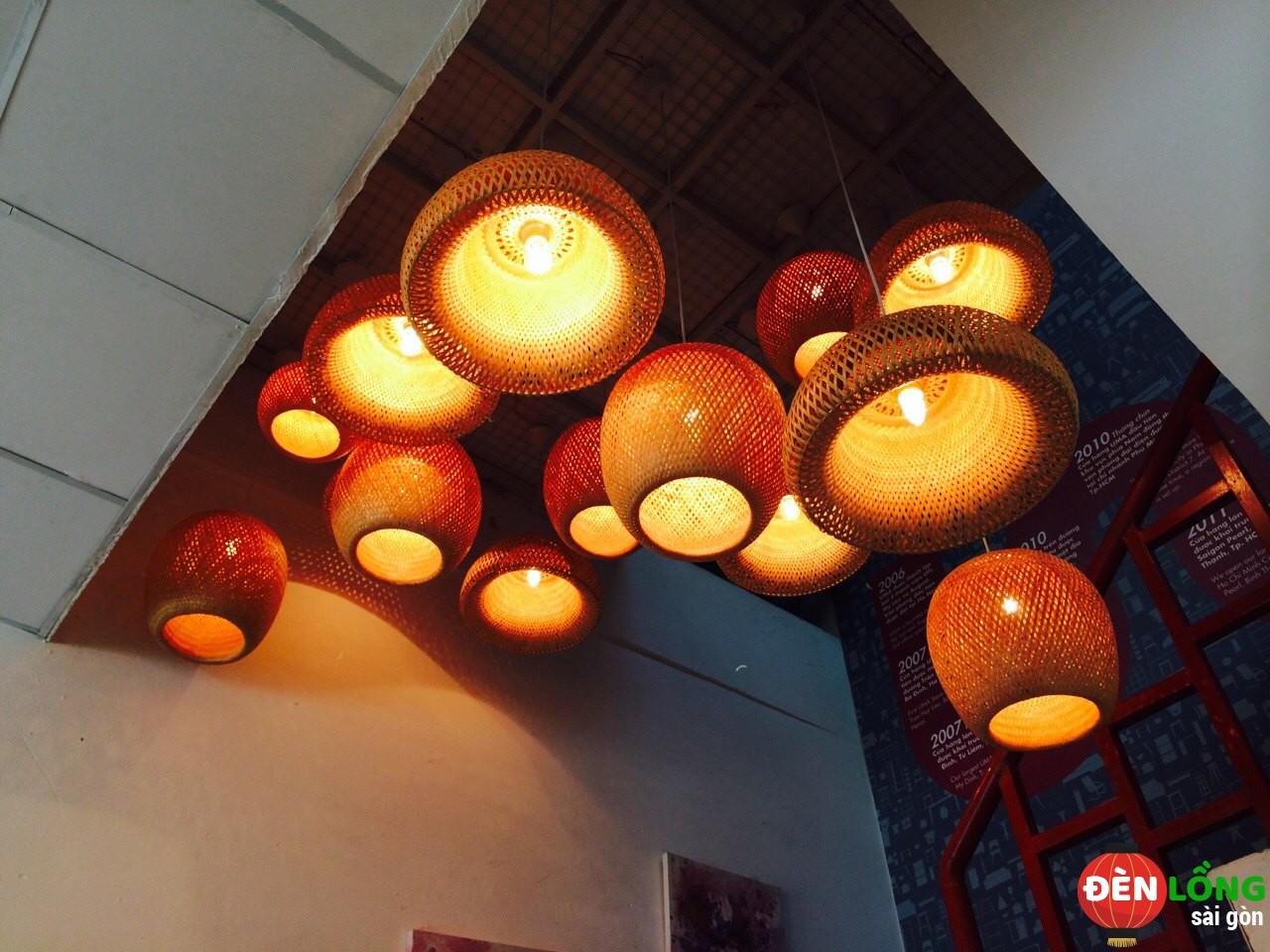 đèn tre